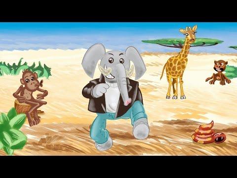 Ranko Damjanovic – Ja sam slon – (Official Video 2015) – Pesme za decu | Decije pesme