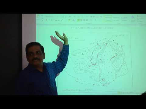 Stratigraphy and Tectonics of Singhbhum (Craton, MB) Part - 1/4 by Prof. T. K. Biswal, IIT BOMBAY.