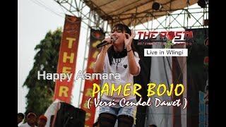 The Rosta ~ Happy Asmara ~ Pamer Bojo Live in Wlingi