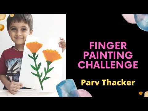 finger-painting-art-challenge-|-easy-finger-painting-|-diy-|-crafts-at-ease