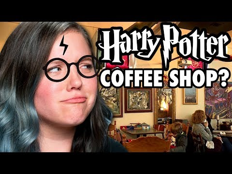 Ridiculous Coffee Shop Names (GAME)