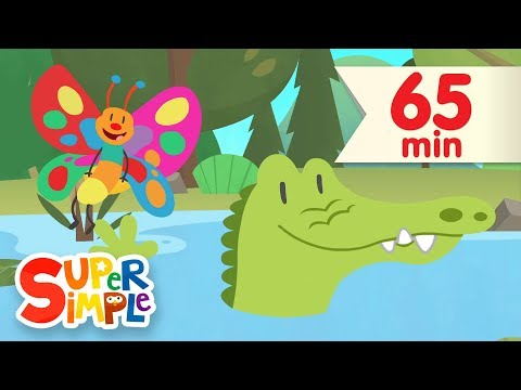 After A While, Crocodile | + More Super Simple Songs for Kids