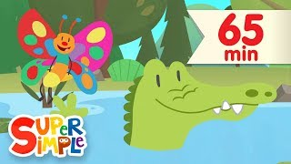 Скачать After A While Crocodile More Super Simple Songs For Kids