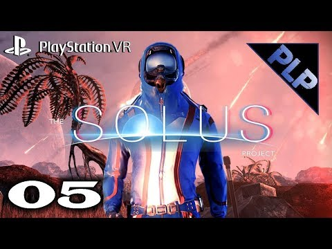 THE SOLUS PROJECT [05]  🚀Planetare Verteidigung🚀 Playstation VR Gameplay 🚀 Let's Play
