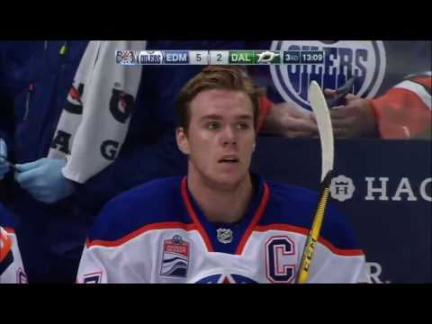 Oilers Welcome to the Playoffs