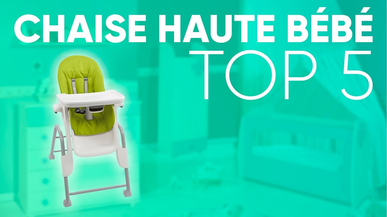 top5 meilleure chaise haute b b 2019 youtube. Black Bedroom Furniture Sets. Home Design Ideas