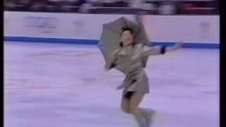 Midori Ito 1992 Albertville Olympics Exhibition (JPTV)