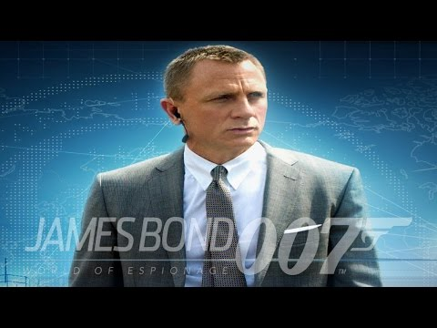James Bond: World of Espionage (by Glu Games Inc.) - iOS / Android - HD Gameplay Trailer