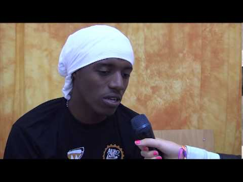 Interview Romain Virgo