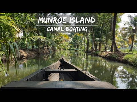 Munroe Island Kerala | Canal Boating | Day 5 |  Ep 1 | Benelli TNT 300 | HD 750