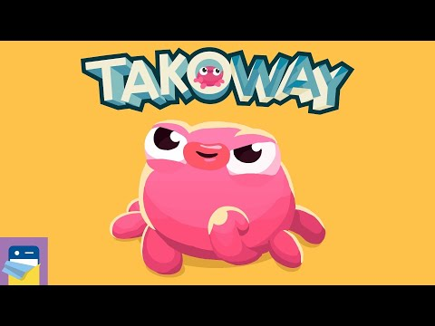 Takoway: iOS Gameplay Preview (by Hexagoon & Daylight Studios)