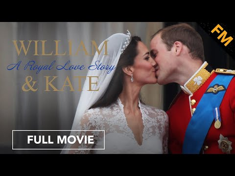 Prince William & Catherine. A Royal Love Story. Part I. The Royal Engagement FULL DOCUMENTARY