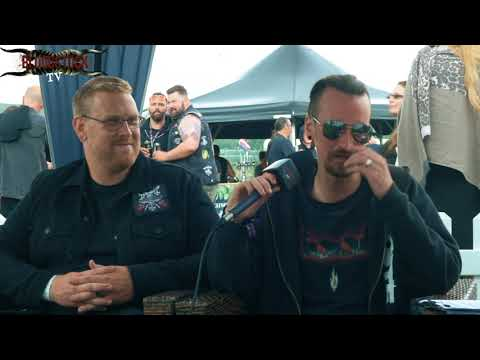 28 DOUBLE - Interview Bloodstock TV 2019