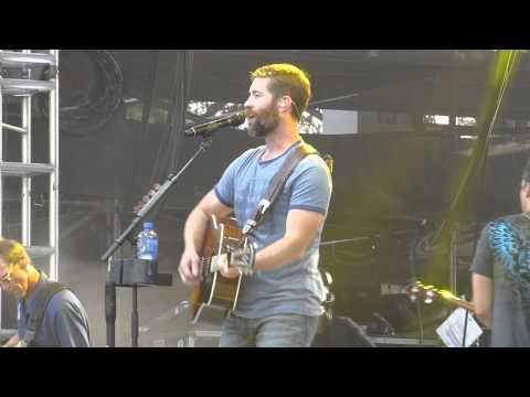 Josh Turner - All Over Me (Houston 07.04.15) HD