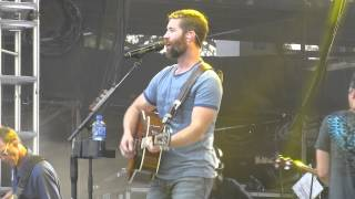Josh Turner - All Over Me (Houston 07.04.15) HD