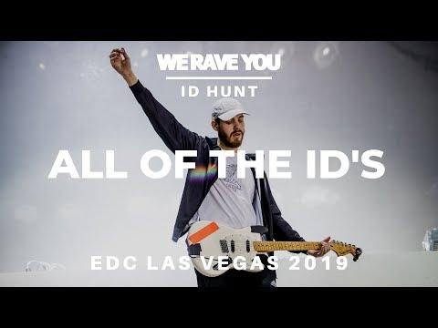San Holo - ALL OF THE ID'S - EDC Las Vegas 2019