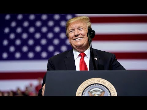 Trump holds MAGA rally in Green Bay