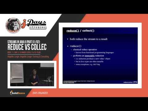 Streams in Java 8: Reduce vs. Collect