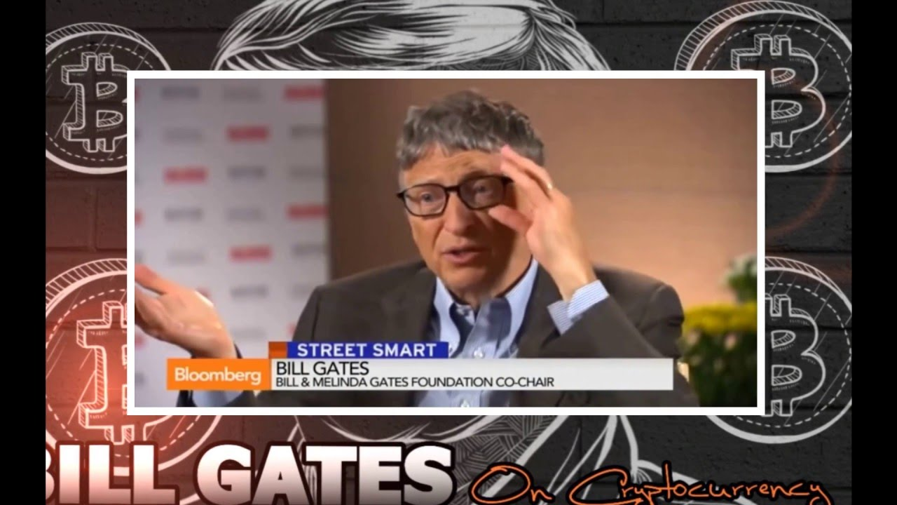 bill gates and cryptocurrency