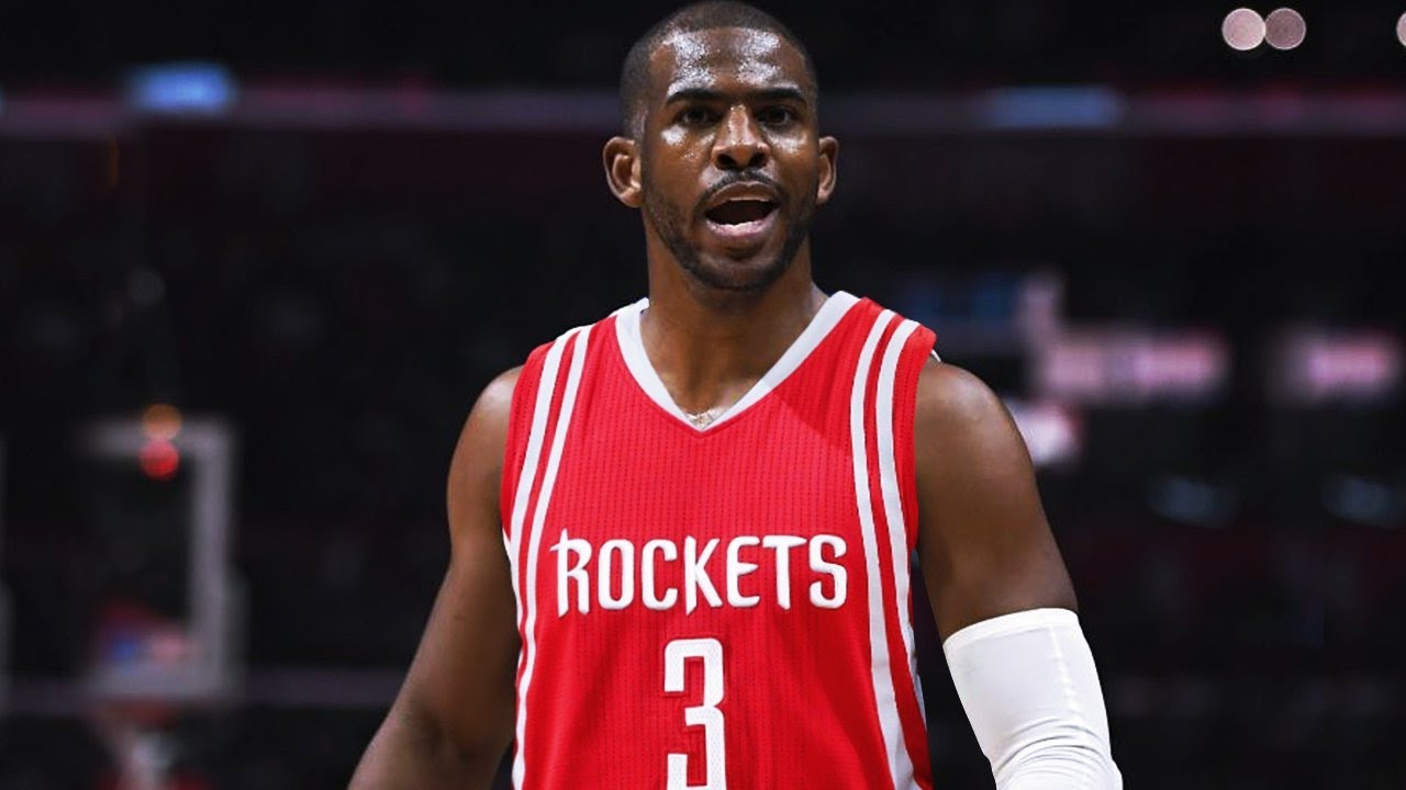 Image result for chris paul rockets