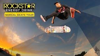 NorCal Skate Trip w/ Manny Santiago, Bastien Salabanzi...
