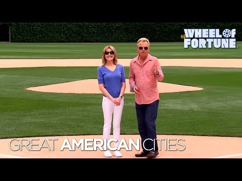 Great American Cities: Chicago - Sports | Wheel of Fortune