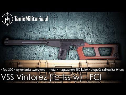 VSS VINTOREZ (FC-FSS-W) FIRMY FCI  - TANIEMILITARIA.PL