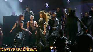 "Janet Jackson performs her new single ""Made For Now"" live at the 20..."
