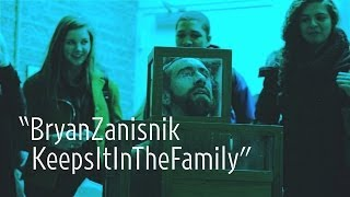 "Bryan Zanisnik Keeps It In The Family | Art21 ""new York Close Up"""