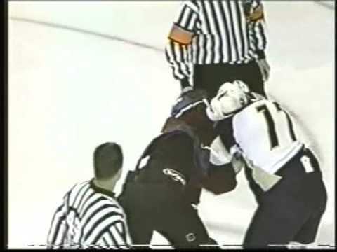 Patrick Cote vs Jeff Odgers 2/19/99