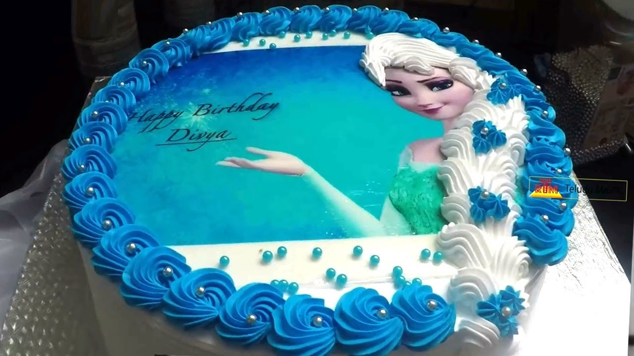 Awesome Cake Decorating Ideas Perfect Birthday Cake Cartoon Cake Decorating Video Youtube