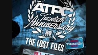 Atpc Feat. Leftside - Tredeicinquanta (50M.C.'s Vol.2 - 1998)