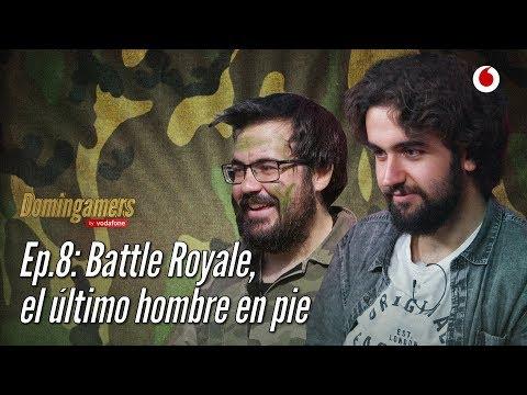 Domingamers Ep.8 - Battle Royale, el último hombre en pie