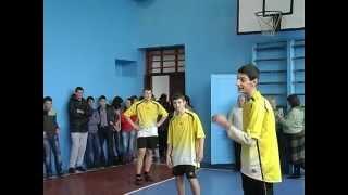 Волейбол Соревнование ОШ №2 Ялта  и ОШ Камышеватка 12 12 2014г