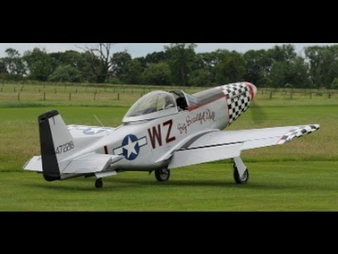 T51 Mustang As It Should Be Flown With Music By Glasseye