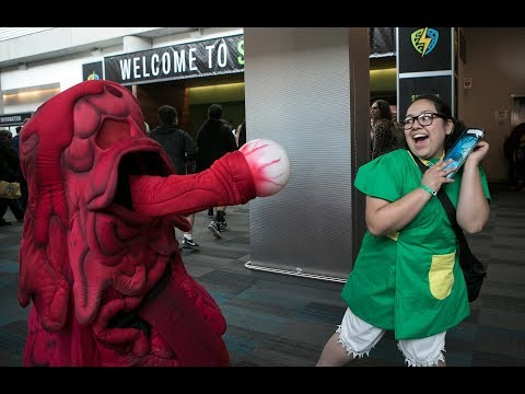 Silicon Valley Comic Con fuses science and pop culture