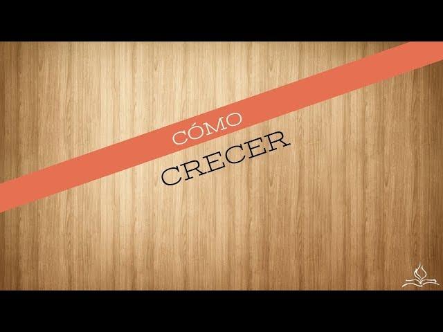 Cómo crecer - 6: Confesión - Jairo Chaur