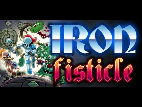 Iron Fisticle: Star and Geo: Let's Play Part 1  