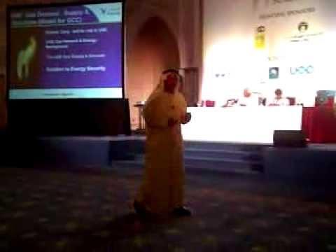 Khaled Al Awadi - Energy expert Gas Arabia 2011