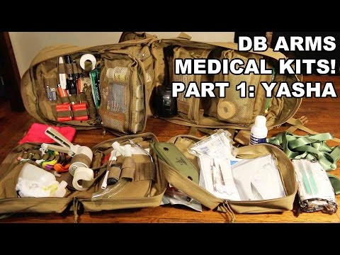 DB Arms Medical Kits! Part 1: Yasha
