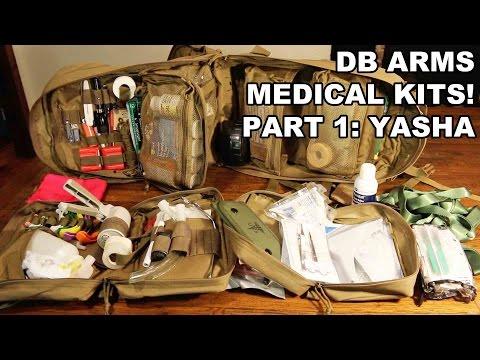 DB Arms Medical Kits! Part 1: Yasha