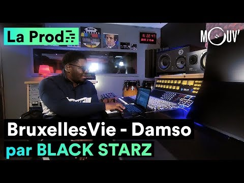 Youtube: Damso – « BruxellesVie » : comment Black Starz a créé le hit
