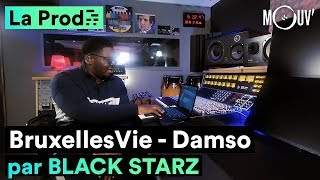 Damso  quot;BruxellesViequot;  comment Black Starz a créé le hit