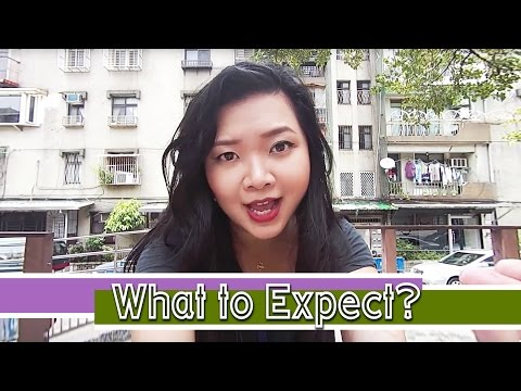 Living in Taiwan | WHAT TO EXPECT?