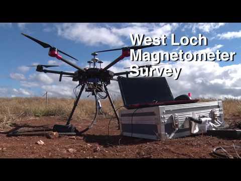 West Loch Magnetometer Survey