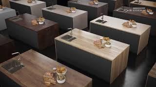 видео Изготовление привлекательной и надежной мебели из МДФ