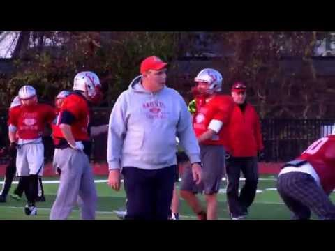 Catholic Memorial Football at Fenway : Preparation