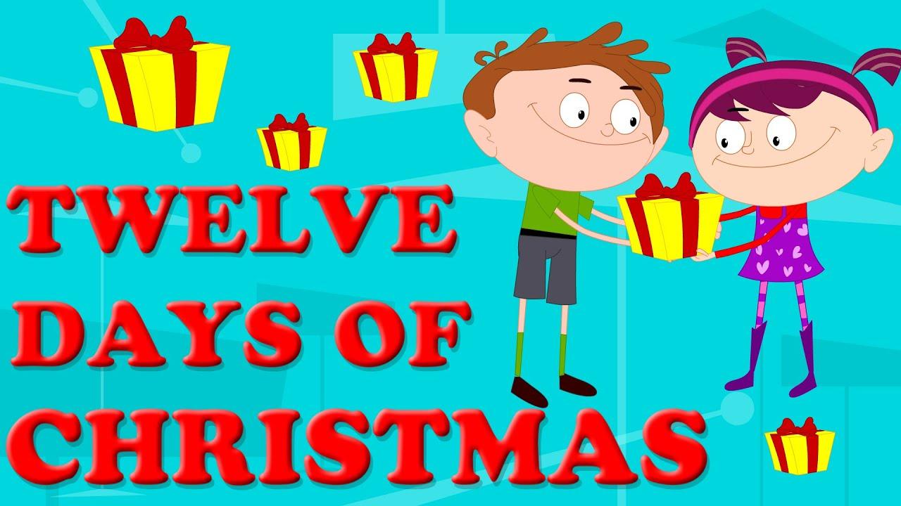 Twelve Day of Christmas | Christmas Song - YouTube
