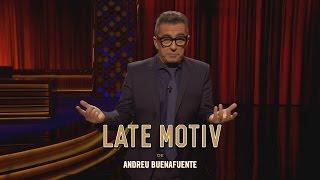 LATE MOTIV -  Monólogo de Andreu Buenafuente. El día de la Hispanidad  | #LateMotiv131