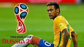 La PREDICCION de NEYMAR para el MUNDIAL Rusia 2018 (Neymar y Pique)